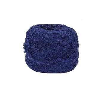 Clisil - Ovillo de lana para tejer en ganchillo, bufanda, jersey ...