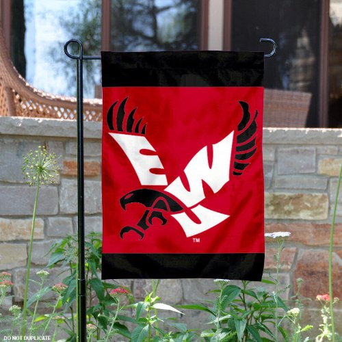 Eastern Washington Eagles Garden Flag and Yard Banner
