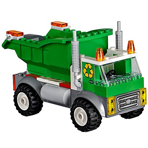LEGO-Juniors-Set-camin-de-la-basura-multicolor-10680