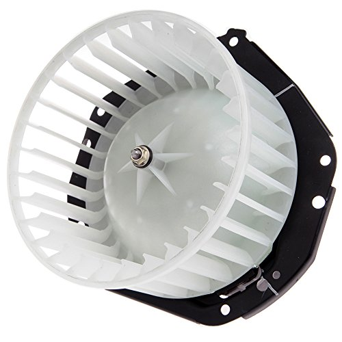 ROADFAR Heater Blower Motor 52498879 Air Conditioning Blower Motor with Fan Cage Fit for 1994-2004 Chevrolet S10, 1991-2004 GMC Sonoma, 1996-2000 Isuzu Hombre