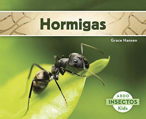 Hormigas (Insectos) (Spanish Edition) [Grace Hansen] (Tapa Blanda)