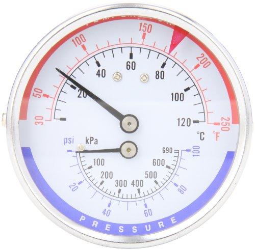 boiler water temperature gauge - 7