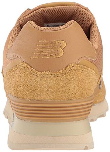 Nye Balance Mænds 574v1 Sneaker Sand B5hDU1NF