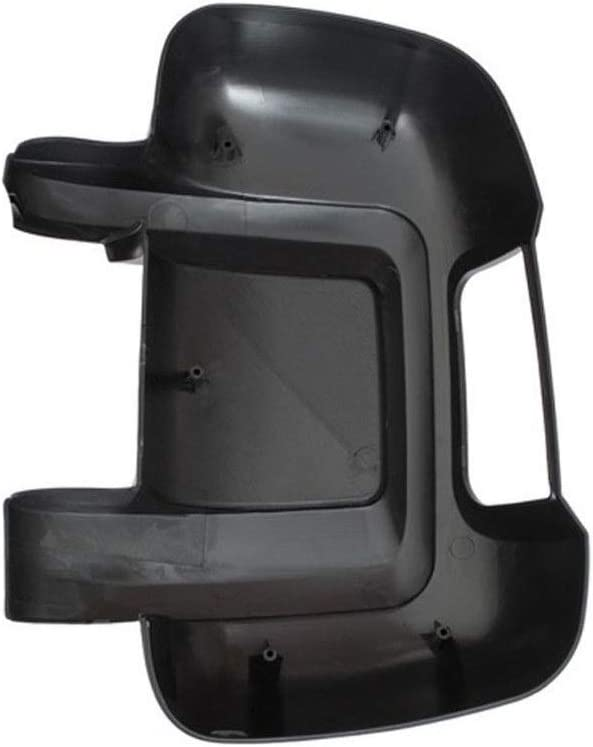 Couverture de r/étroviseur ext/érieur Droite pour Citroen Fiat Peugeot Boxer Ducato Jumper Noir Couleur Oe 735424438