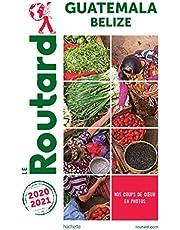 Guatemala 2020/21 -guide du routard