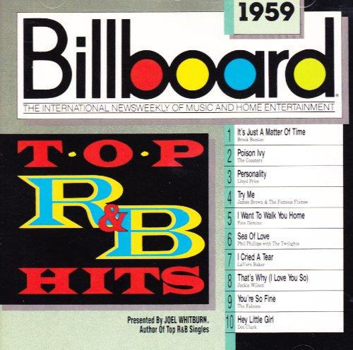 Billboard Top R&B Hits: 1959