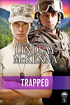 Trapped (Delos Series Book 7) by [McKenna, Lindsay]
