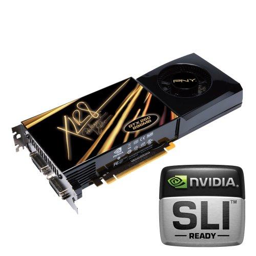 Ddr3 Pcie 2.0 Hdtv - PNY XLR8 VCGGTX260XPB GTX260 896MB DDR3 448-bit PCIE 2.0 DVI+DVI+HDTV/SDTV