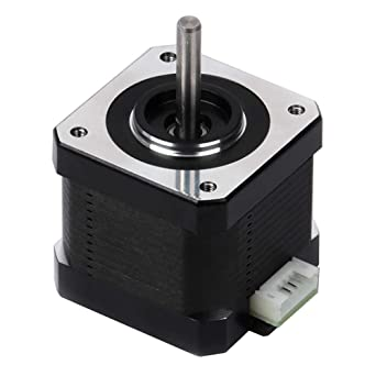FYSETC 3D Printer Motors, Nema 17 Stepper Motor 42-34 Motor 1 8 Stepper  Angle 1 5A 2 Phase Body 4-Lead with 39 3