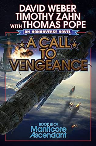 book cover of A Call to Vengeance