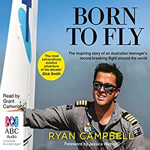 Born to Fly Audiobook