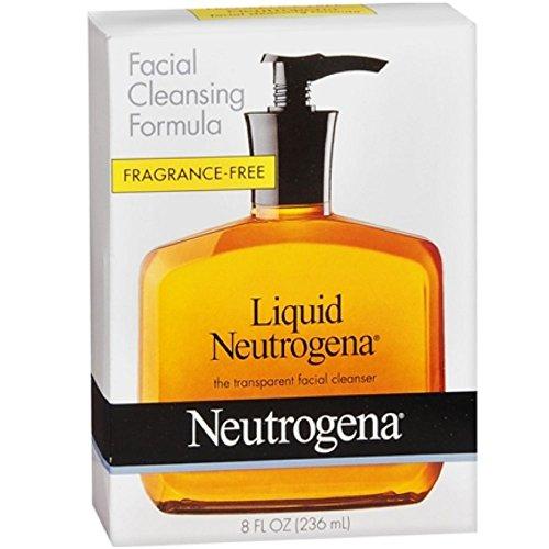 Neutrogena Unscented 8 Fl Oz