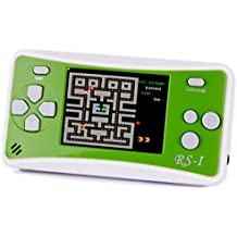 JJFUN RS-1 Handheld Game Console for Kids,Classic Retro Game Player with 2.5