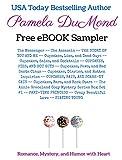 Pamela DuMond Free eBook Sampler: Romance, Mystery, & Humor with Heart
