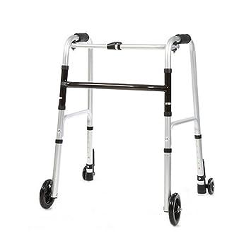 Easy] andador para adultos mayores EW40 fácilmente plegable ...