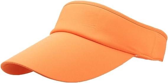 DEELIN Sombrero para Mujeres Hombre Color SóLido Deporte Diadema ...