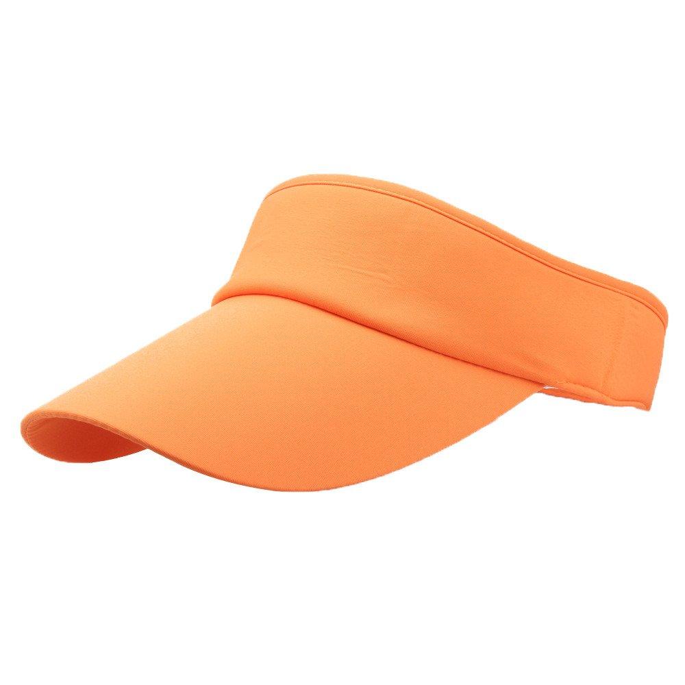 Sun Visors Hat for Men//Women Sport Headband Classic Sun Sports Visor Hat Adjustable Cap TM OutTop