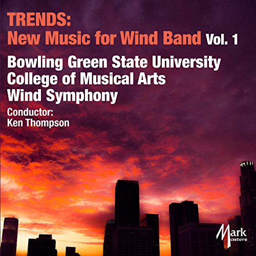 Trends New Music for Wind Band 1 (Green Stores Bowling)