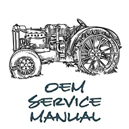 amazon com ford 4610 tractor service manual 0739718049130 ford rh amazon com 4610 Ford Tractor Engine Oil 4610 Ford Tractor Hydraulic System