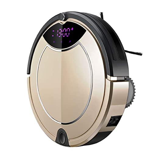 Zghzsc Robot Vacuum Cleaner, Boost intelecto Anti-colisión y ...