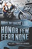 Honor Few, Fear None, Ruben Cavazos, 0061137898