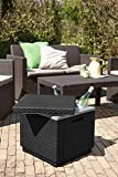 KETER Ice Cube Beer and Wine Cooler Table Perfect