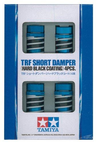 Tamiya Damper - TRFSeries No.173 TRF Short Damper (Black hard coat) four 42 273