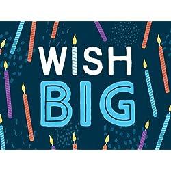 Wish Big egift card link image