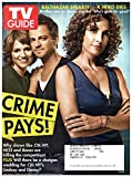 TV Guide December 8 2008 Melina Kanakaredes Carmine Giovinazzo Anna Belknap CSI: New York Balthazar Getty
