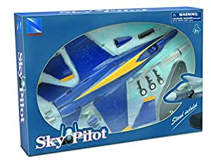 F-18 Hornet Airplane Sky-Pilot Plastic Model Kit 1:48 21415