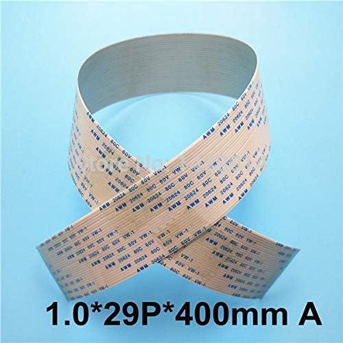Yoton - 15 cables de cabeza de impresión F192040 para DX10 DX8 UV plotter TX800 cabeza eco solvente impresora seis colores XP600 cable de fecha de la cabeza: Amazon.es: Oficina y papelería