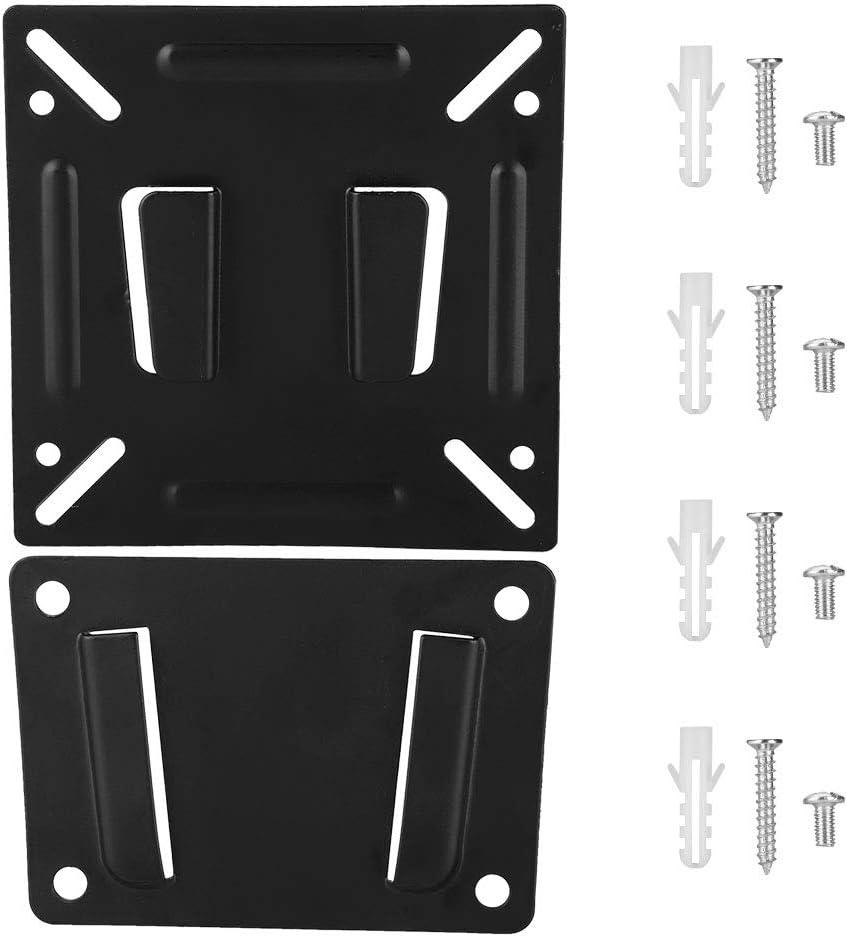 Tosuny Soporte Universal de Pared para Televisores de 14-32 Pulgadas, Negro: Amazon.es: Electrónica