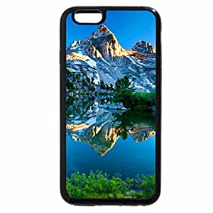 iPhone 6S Plus Case, iPhone 6 Plus Case, Mountain reflection in the lake