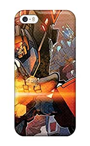 Iphone Cover Case - Transformers Protective Case Compatibel With Iphone 5/5s With Free Screen Protector