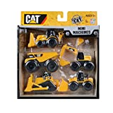 Toystate Caterpillar Construction Mini Machine 5-Pack