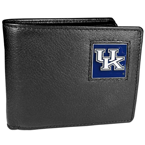 NCAA Kentucky Wildcats Leather Bi-fold Wallet
