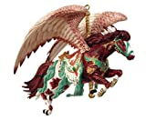 ~ Hunter Brown ~ Nene Thomas Carousel Horses ~ Fantasy Couture Ornament Figurine