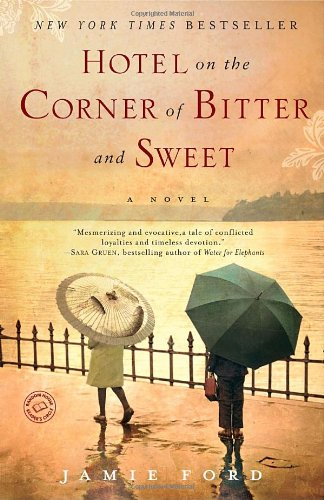 Book cover for Hotel on the Corner of Bitter and Sweet