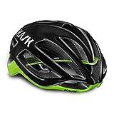 Kask Protone Helmet, Black Lime, Small