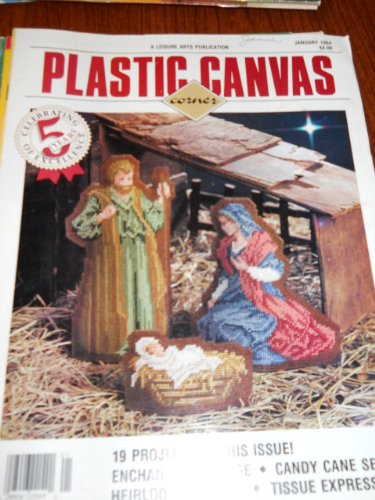 Plastic Canvas Corner January 1994 (Plastic Canvas Corner)