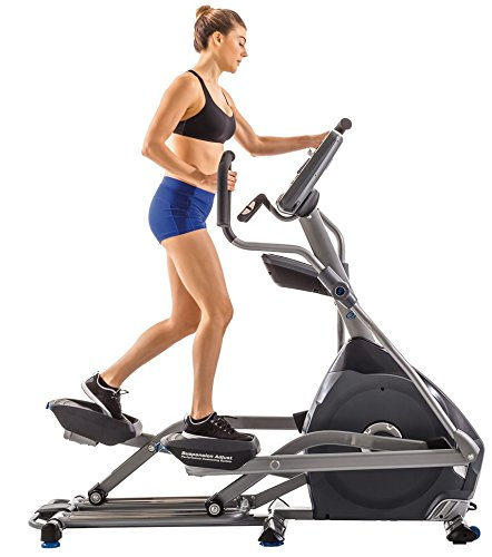 Nautilus E618 Elliptical Machine