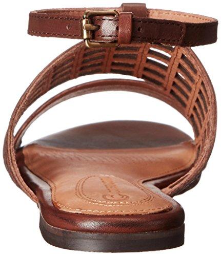 Mahogany Summa Womens Leather Brushed Summa Como Corso fxvwgUI
