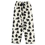 Mama Bear Men's Mens Pajama Pants Bottom by LazyOne | Pajama Bottom for Men (Small)
