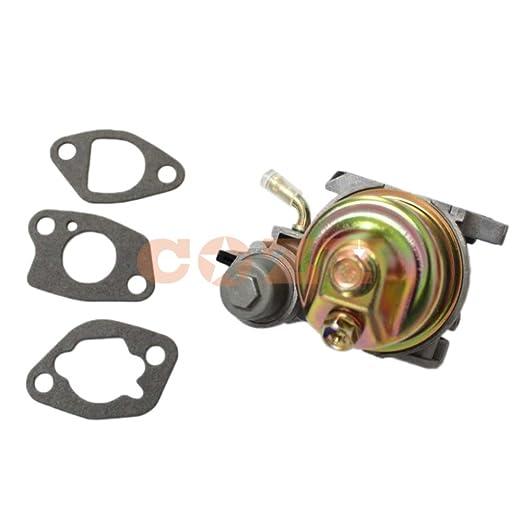 Carburador w/Junta para Honda HR194 HR214 HRA214 HR215 HR216 ...