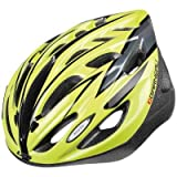 Louis Garneau Atlantis Cycling Helmet, Yellow, Adult Universal Size