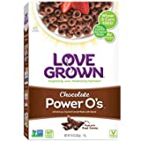 Love Grown Foods Power O's? Cereal Chocolate -- 10 oz - 2 pc