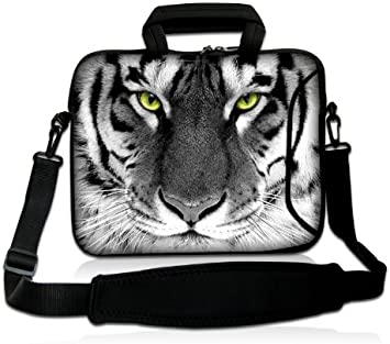 Luxburg/® Design Funda Blanda Bolso Sleeve para Ordenador Port/átil//MacBook de 12,1 pulgadas motivo:Silueta de rana