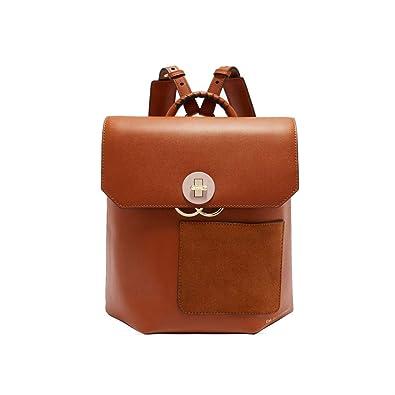 Ted Baker Keo Leather Convertible Shoulder Bag Backpack 0b5155818c94c