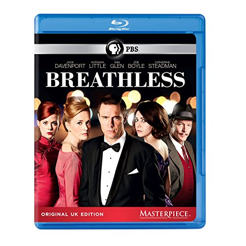 Masterpiece: Breathless [Blu-ray]