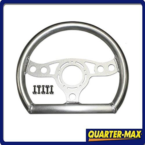 12 inch racing steering wheel - 3